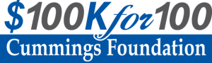 100kfor100 logo2